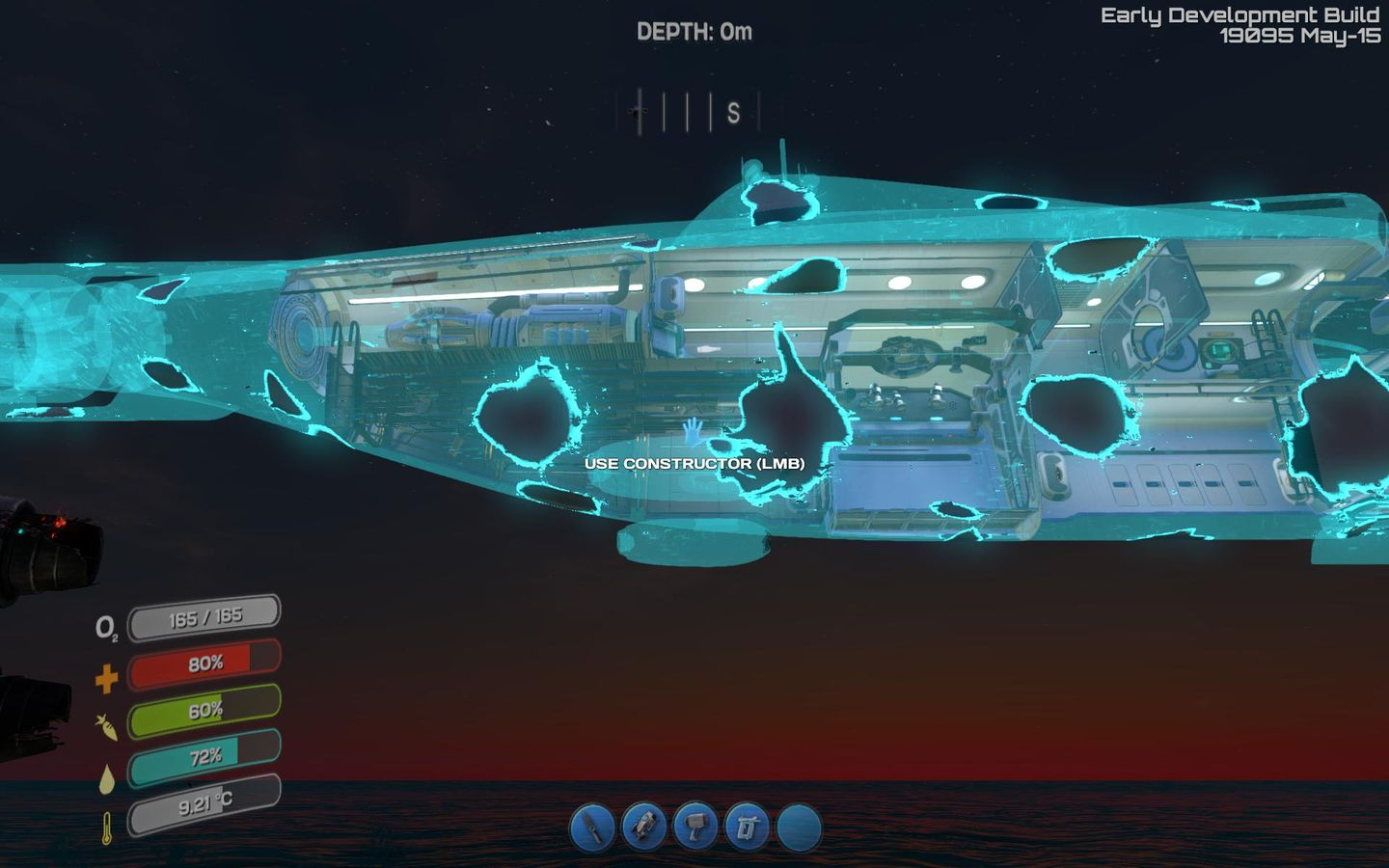 Subnautica Can T Stack Rooms